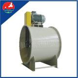 Type horizontal ventilateur axial de série de DTF-12.5P de boîte de vitesses de courroie