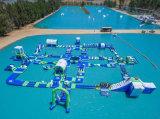 Sosta acquatica gonfiabile dell'acqua del PVC di Lilytoys per il mare