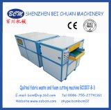 Desperdício da tela & máquina de estaca acolchoados Bc1007-B-3 da espuma