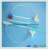 Conjunto disponible libre no tóxico 2017 del tubo de la sangre de Needel de los productos del hospital