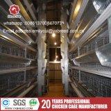 Cage de couche de coût bas de la Chine avec le matériel de volaille