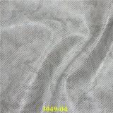 Cuero de zapato Textured de la PU del Faux de la alta calidad con efecto de la perla
