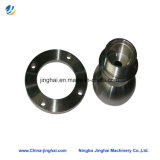 レーザー装置のステンレス鋼のフランジのまわりのCNCの機械化の精密