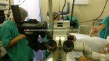 Divisor de feixe, adaptador da câmera, adaptador da câmara de vídeo para a lâmpada cortada e microscópio cirúrgico