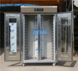 Prover брызга Двойн-Двери нержавеющей стали электрический с вентилятором (ZMX-32P)