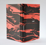A5 Size Perfect Binding Hard Cover Catalogue Impression (DP-HC0001)