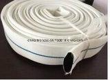 """13 пожарный рукав куртки PVC штанги 1.5 """" одиночный для противопожарных оборудований"""