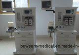 "CE/FDAの承認10.4 "" LCDの麻酔機械(PAS-200E)"