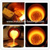 Horno fusorio de la inducción portable rápida para el oro