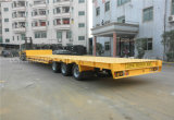 15.5m Tri-Axles шага палубы трейлер Semi