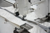Máquina de costura do Zipper modelo do colchão de Czf