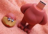 Azionamento di gomma bello dell'istantaneo del USB di figura del personaggio dei cartoni animati