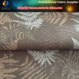 Tessuto con retro stile per il vestito, tessuto di stampa della gabardine del poliestere con lo scambio di calore