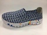 Chaussure occasionnelle colorée pour les hommes et des femmes de tisser