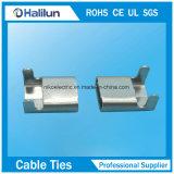 Inarcamento della fascia della Orecchio-Serratura dell'acciaio inossidabile con alta resistenza UV