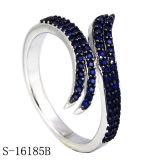 Juwelen 925 van de manier Zilveren Ring