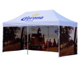 Il Gazebo impermeabile 4X8m di promozione di mostra schiocca in su la tenda piegante di alluminio