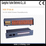 Stage Light DMX512 Control 6 canaux 6kw Digital Dimmer Pack