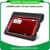 [Erkende Verdeler] Scherm van Lenovo van de Tablet 8inch van de Lancering van de Scanner van het Systeem van de Taal Mutil van de Lancering X431 V8inch het Volledige Kenmerkende X431 V
