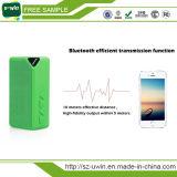 De In het groot Waterdichte Radio van de openlucht Draagbare Kleurrijke LEIDENE Sprekers van Bluetooth