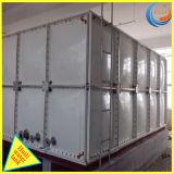 El tanque de almacenaje del agua de la irrigación GRP con la ISO