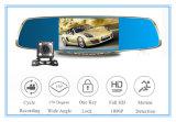 5 Spiegel des Zoll IPS-Bildschirm-Auto-DVR mit Weitwinkel