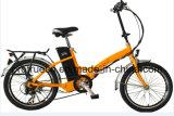 Portable, der elektrisches Fahrrad mit En19154 faltet