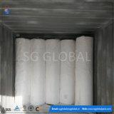 White 85GSM Polypropylene Laminated Tubular Woven Fabric