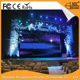 Signe coulé sous pression polychrome d'intérieur de l'Afficheur LED P4.81 de Hotsale