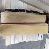 Revestimento de madeira projetado do fechamento 15mm de Unilin do revestimento da pintura vidoeiro UV