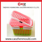 Хорошее качество Пластиковые корзины Прачечная Плесень в Китае