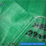 Emballage en plastique traité aux UV pp tissé