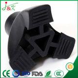 スリップ防止杖のパッド、保護ゴム製フィート、ゴム製フェルール