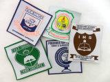Roupas de alta qualidade / tecidos vestuário Logo (WL-01)