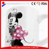 Kundenspezifisches Embossed Ceramic 3D Mug