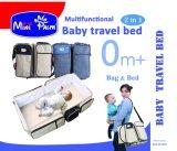 Мешок младенца портативной шпаргалки 2 In1, складной переменный пакет, плечо 160101 ручки игры изоляции Анти--Москита кровати Bag&Bed многофункционального перемещения младенца складывая