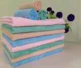 100% algodão Fiber Gift Jacquard Towel e Bath Towel