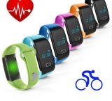 Jw018 pulsera de los deportes dinámico inteligente para monitor de ritmo cardíaco inteligente Muñequera