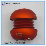 Mini altavoz clásico de Bluetooth de la hamburguesa X