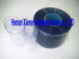 Cortina estándar de la tira del PVC del claro