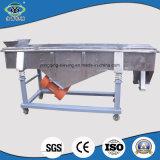 Écran linéaire de vibration de particules de charbon de grande capacité (DZSF-525)