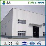Grand atelier large de structure métallique