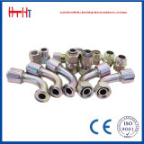 Qualität Eaton Standardkohlenstoffstahl-Flansch-hydraulische Schlauchleitung-Befestigung