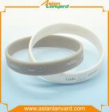Abnehmer-Entwurfs-HilfssilikonWristband
