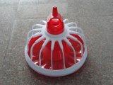 De plastic Pan van de Voeder van de Braadkip van 14 Grills