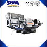 1-700t de Verpletterende Machine van de Steen van \ H Y2s1848L/Mobiele Maalmachine