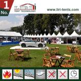 Belüftung-Gewebegazebo-Zelte für Verkauf, Gazebo-Festzelt für Garten in Ghana