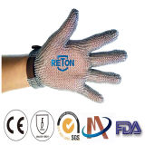 반지 Mesh Gloves 또는 Chain Mail Gloves/Labor Safety Working Gloves/Industry Gloves