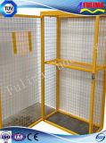 Rectángulo de almacenaje/cesta/jaula grandes galvanizados (SSW-F-007)