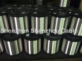 CCA Tined Type van Aluminium van het Koper van Ccaw van de Draad het Beklede Draad